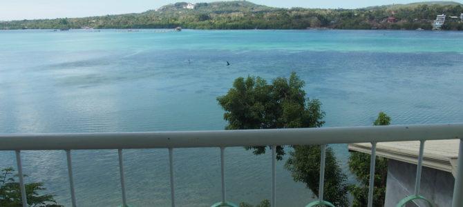旅記事35 ボホール島 タグビラランに上陸