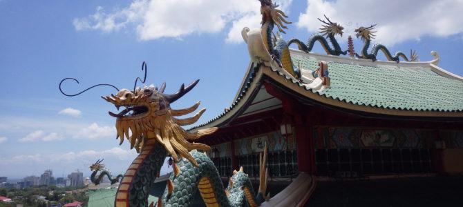 旅記事32 道教寺院を見た日