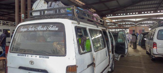 旅記事356 セネガルに囲まれた国、ガンビアへ!過酷な移動でムラケンが倒れた。