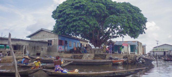 旅記事370 アフリカのベネチア?!ガンビエに行く