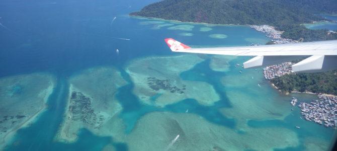 旅記事101 マレーシアからタイ バンコクへ
