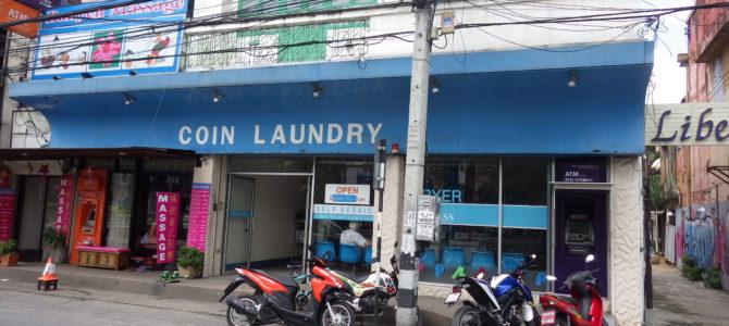 旅記事123 チェンマイ良いとこ、洗濯しなきゃ。