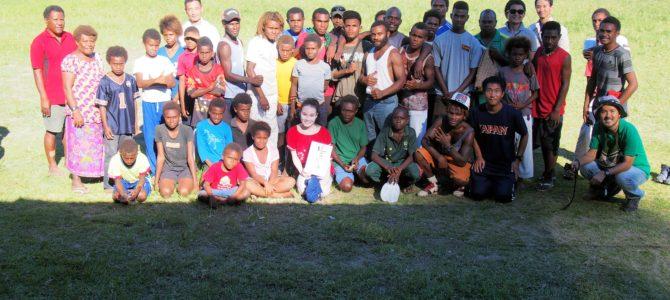 旅記事151 パプアニューギニアを終えて