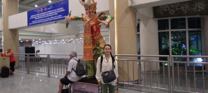 旅記事150 インドネシア バリ島へ。第一印象最悪