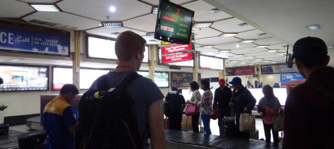 旅記事167 ジョグジャカルタに到着