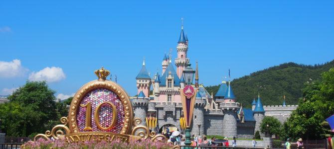旅記事180 香港ディズニーランド前半 日本とは緊張感が違う