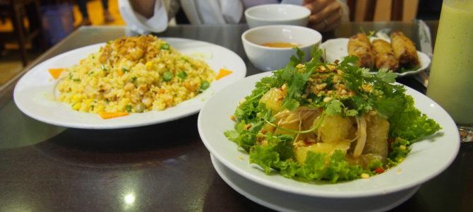 旅記事198 ホアロー収容所とおすすめのベトナム料理屋