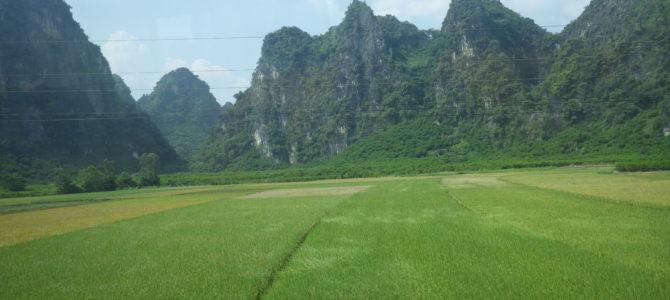 旅記事195 南寧から陸路越境 ベトナム・ハノイへ!