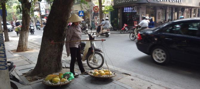 旅記事197 ベトナム・ ハノイでミャンマーのビザを申請する