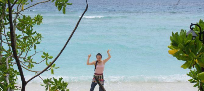舞踏27 ウクラス島海岸での舞踏