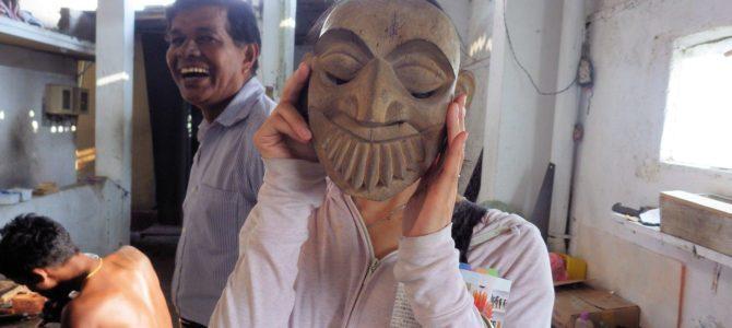 旅記事250 ミリッサから仮面の町アンバランゴダ