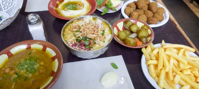 旅記事277 ヨルダン・アンマンの街を散策してみる