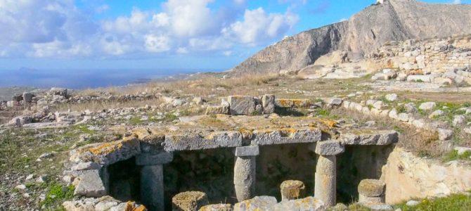 旅記事303 古代ティラとサントリー二ブリューイングカンパニー&ワイン博物館