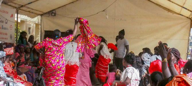 旅記事355 西アフリカのビザと、ダカールの日本人宿「和心」周辺